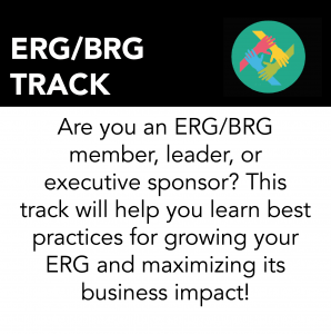 ERG:BRG track