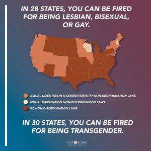 non-discrimination laws map